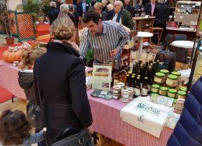Salon des saveurs à Pont-Audemer