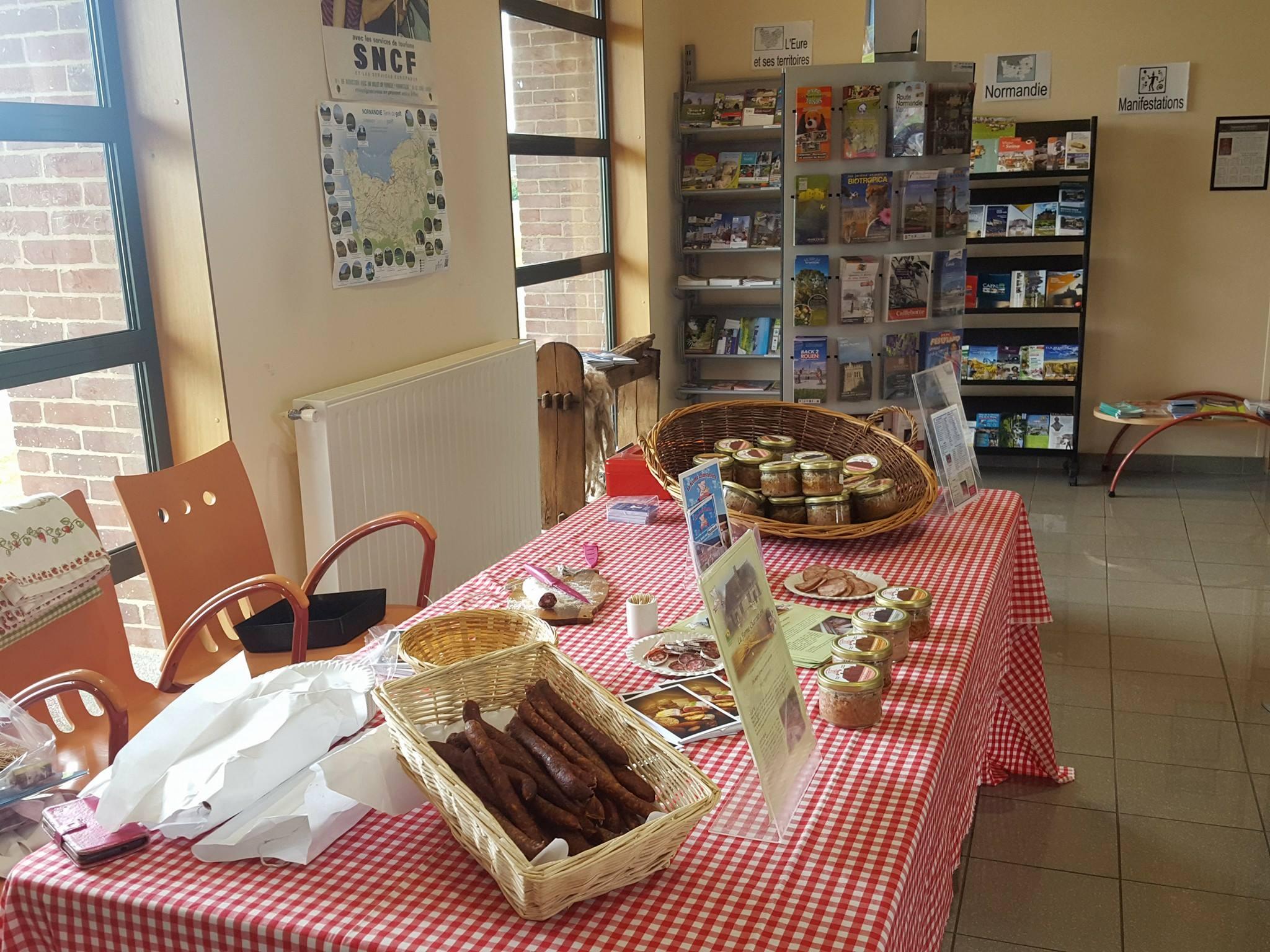 Mercredi gourmand Le Neubourg office de tourisme