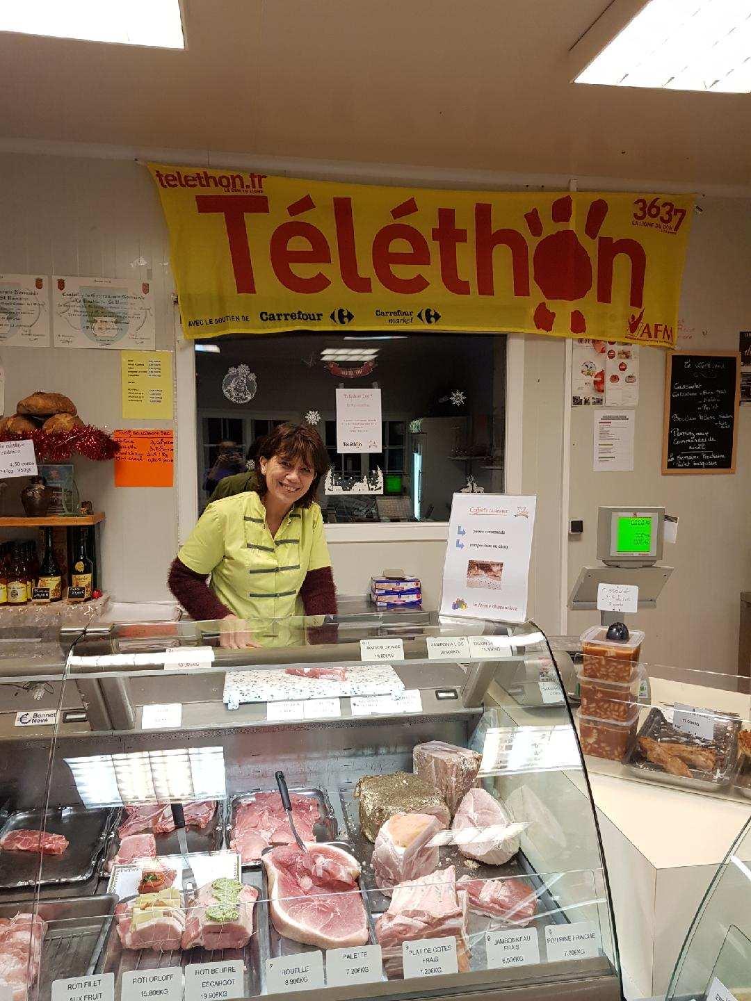 Telethon 2017 le neubourg telethon