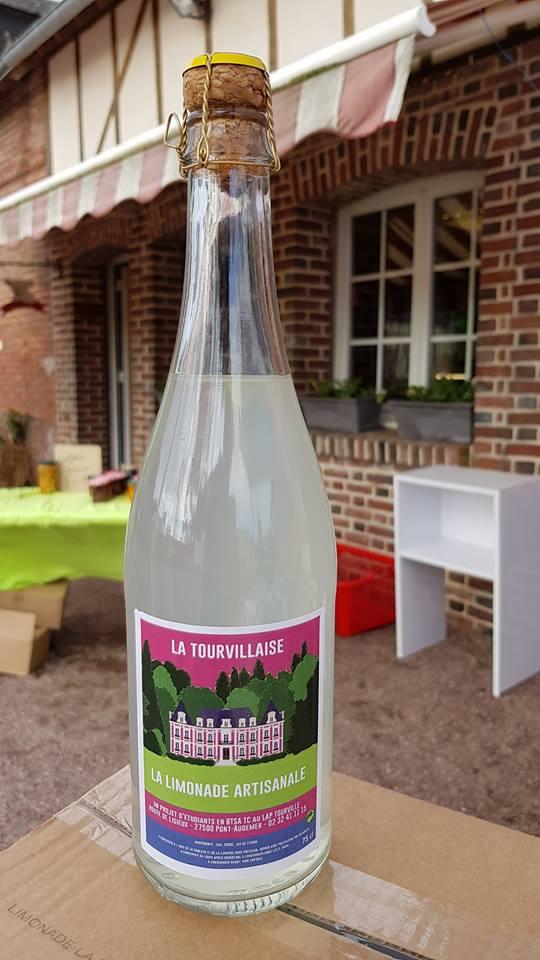 Limonade artisanale eure normandie