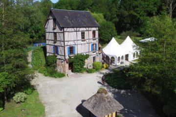 Gourmandises en folie evenement moulin amour elbeuf le neubour saint ouen de Pontcheuil Photo AmaCom Communication
